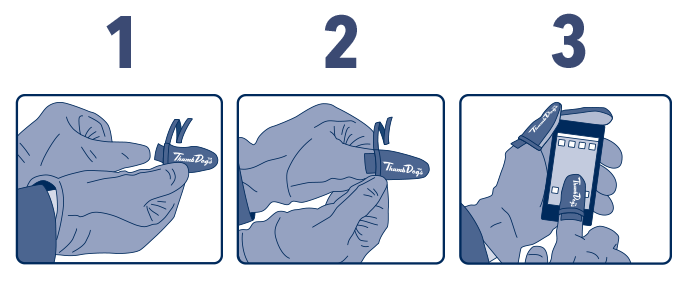 touch screen gloves application