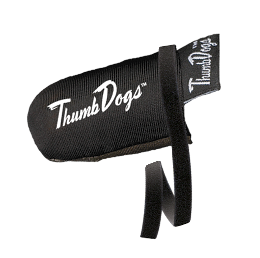 ThumbDogs touch screen texting stylus gloves